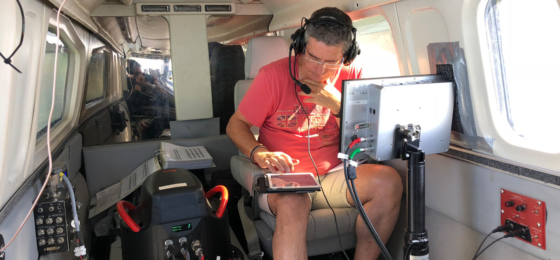 Airborne Sensor Navigator Training